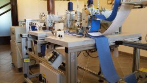 Maszyna do produkcji mopów